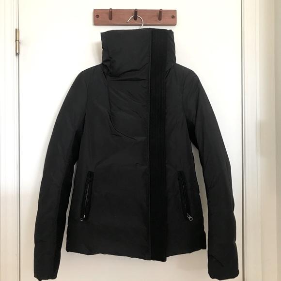 Authentic Mackage black women down coat size XXS